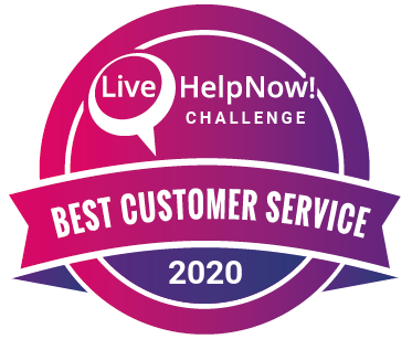 LiveHelpNow Challenge Winner for 2020